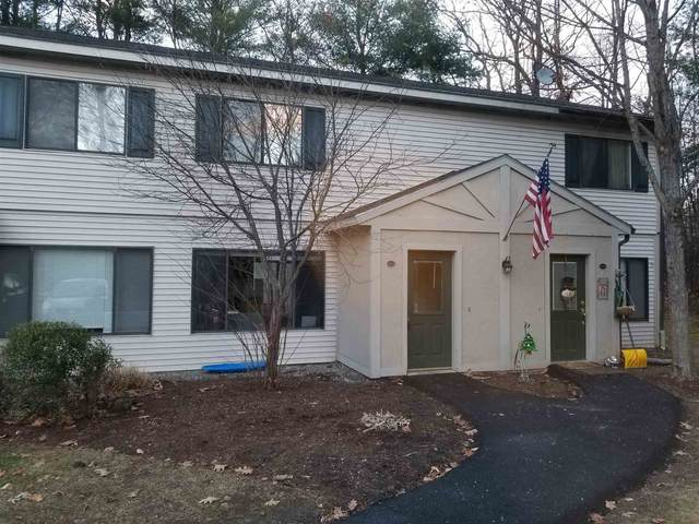 133 Colonial Drive #607, Hartford, VT 05001 (MLS #4841460) :: Signature Properties of Vermont
