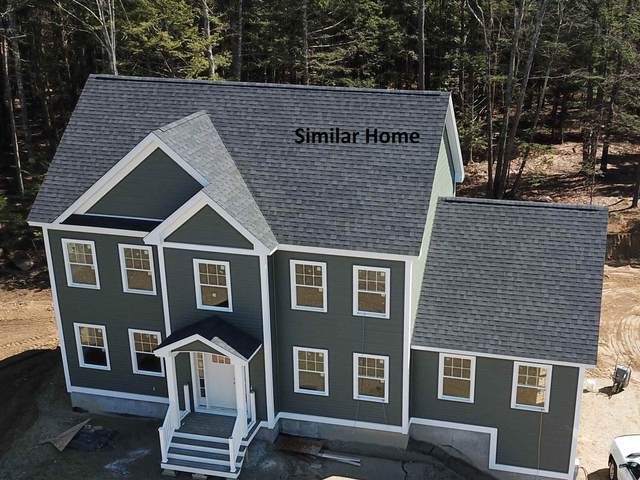 Lot 9 Riverbend Road #9, Epping, NH 03042 (MLS #4841582) :: Signature Properties of Vermont