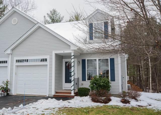 6 Blackburn Road, Windham, NH 03087 (MLS #4841584) :: Signature Properties of Vermont