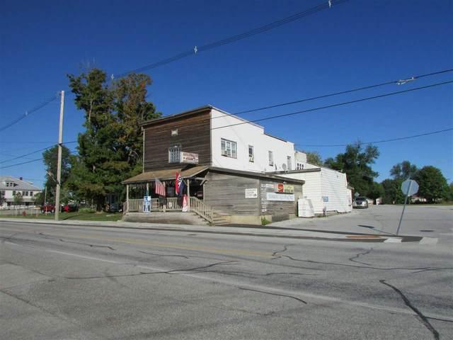 40 North Main Street, Alburgh, VT 05440 (MLS #4841628) :: Keller Williams Coastal Realty