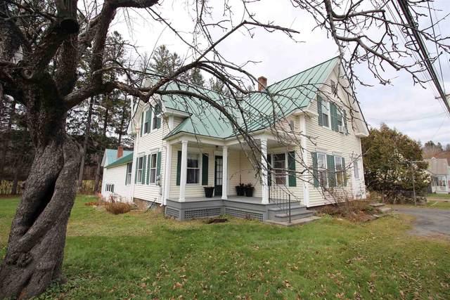 1104 West Woodstock Road, Woodstock, VT 05091 (MLS #4841891) :: Hergenrother Realty Group Vermont