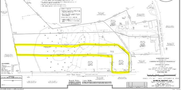 Lot 8.4 John West Road Lot 8.4, Exeter, NH 03833 (MLS #4841975) :: Keller Williams Coastal Realty
