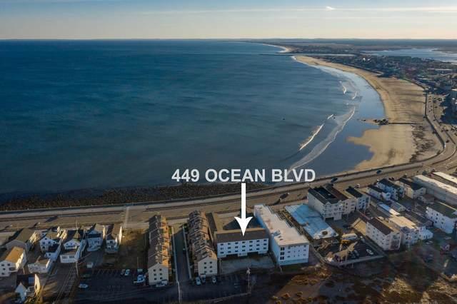449 Ocean Boulevard, Hampton, NH 03842 (MLS #4842266) :: Signature Properties of Vermont