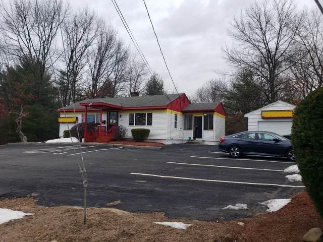 19 Plaistow Road, Plaistow, NH 03865 (MLS #4842630) :: Signature Properties of Vermont