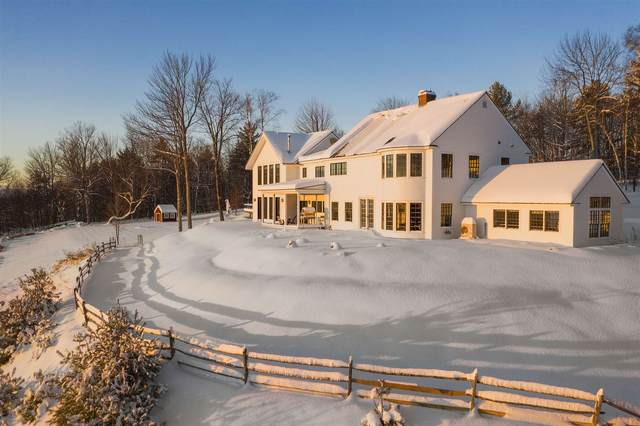 180 Birch Hill Lane, Norwich, VT 05055 (MLS #4842857) :: Hergenrother Realty Group Vermont