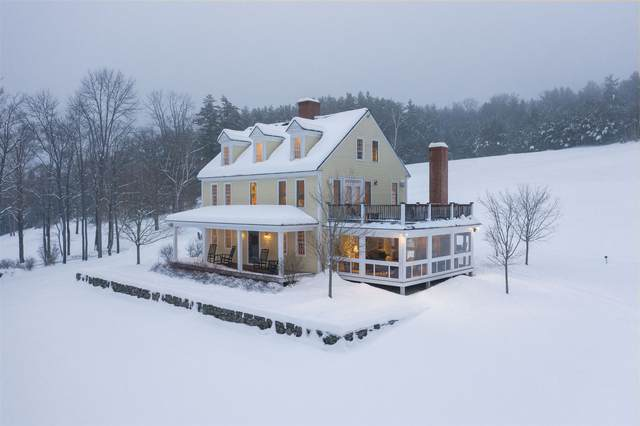 529 Kerwin Hill Road, Norwich, VT 05055 (MLS #4842921) :: Hergenrother Realty Group Vermont