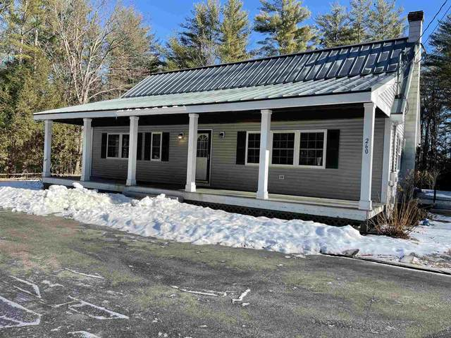 260 Summit View Drive, Tamworth, NH 03866 (MLS #4843067) :: Signature Properties of Vermont