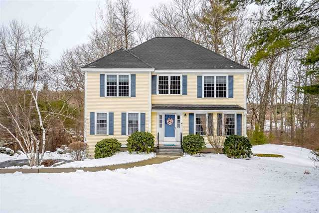 136 Jenkins Road, Bedford, NH 03110 (MLS #4843532) :: Jim Knowlton Home Team