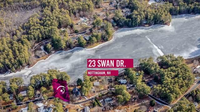 23 Swan Drive, Nottingham, NH 03290 (MLS #4843740) :: Signature Properties of Vermont