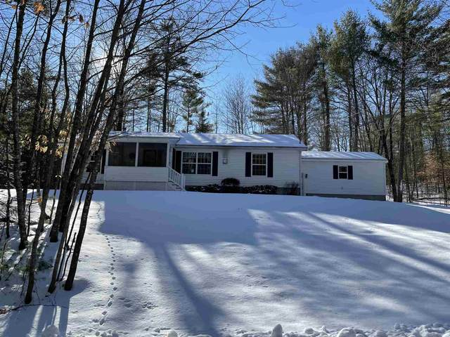 20 Trout Run, Effingham, NH 03882 (MLS #4843749) :: Signature Properties of Vermont
