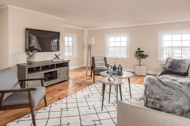 525 Maplewood Avenue #10, Portsmouth, NH 03801 (MLS #4843781) :: Keller Williams Coastal Realty