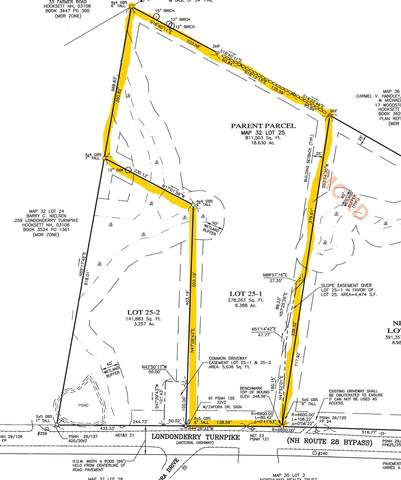 Lot 25-1 Londonderry Turnpike, Hooksett, NH 03106 (MLS #4843811) :: Team Tringali