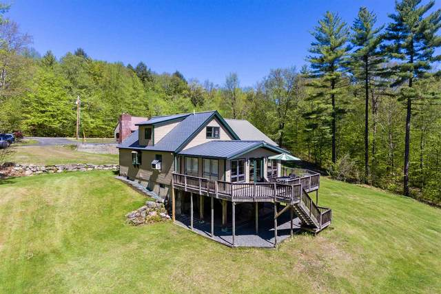 38 Sunny Lane, Brookline, VT 05345 (MLS #4843871) :: Hergenrother Realty Group Vermont