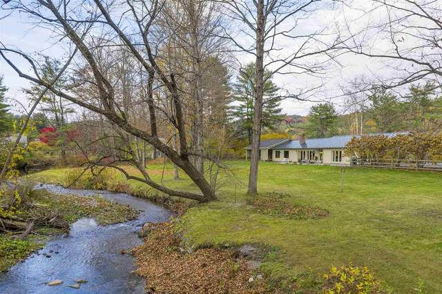 65 Beaver Meadow Road, Norwich, VT 05055 (MLS #4843924) :: Hergenrother Realty Group Vermont