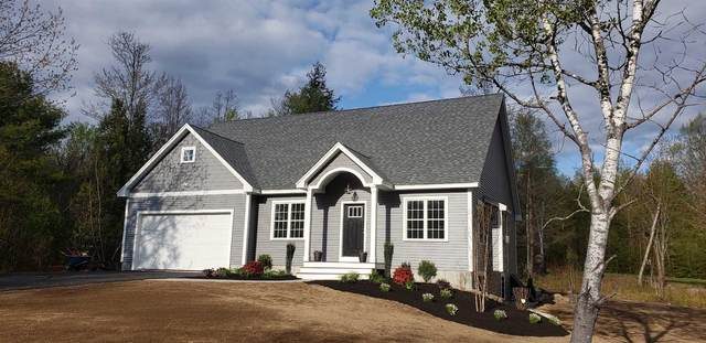 Lot 7 Province Lake Pitch Pine Road #7, Wakefield, NH 03830 (MLS #4843938) :: Signature Properties of Vermont
