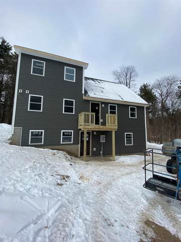 Lot 4 Lower Notch Road, Bristol, VT 05443 (MLS #4843958) :: Hergenrother Realty Group Vermont