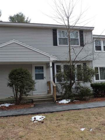40 Boulder Drive #40, Londonderry, NH 03053 (MLS #4844020) :: Parrott Realty Group