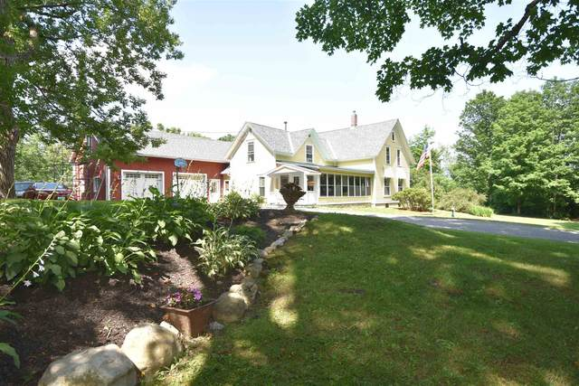 671 Ferson Road, Leicester, VT 05733 (MLS #4844057) :: Hergenrother Realty Group Vermont