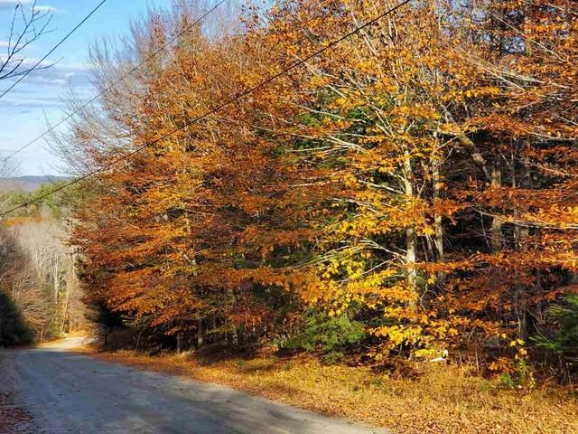 Danbury Woods Road 64,65,66, Danbury, NH 03230 (MLS #4844144) :: The Hammond Team
