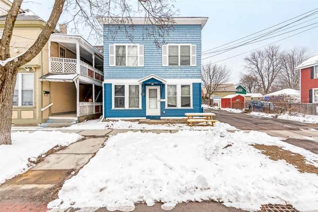 20-22 Ward Street, Burlington, VT 05401 (MLS #4844161) :: Hergenrother Realty Group Vermont