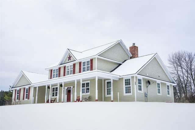 3126 Weybridge Road, Weybridge, VT 05753 (MLS #4844203) :: Hergenrother Realty Group Vermont