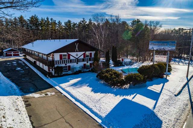 340 Whittier Highway, Moultonborough, NH 03254 (MLS #4844218) :: Team Tringali