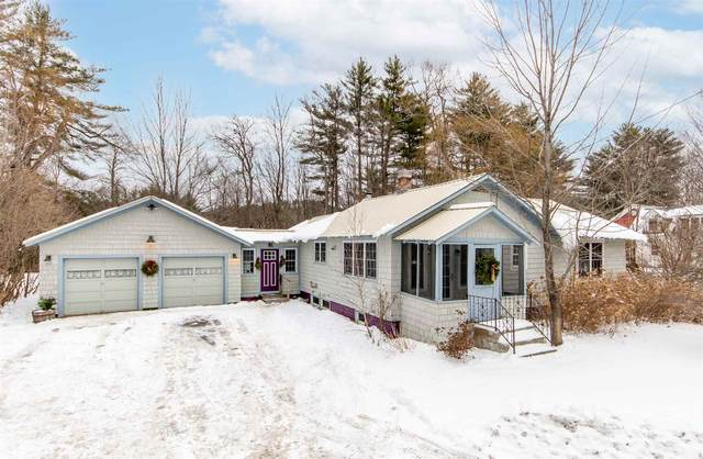 7465 Vt Route 100B, Moretown, VT 05660 (MLS #4844232) :: Hergenrother Realty Group Vermont
