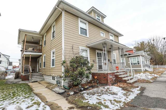 614 Montgomery Street, Manchester, NH 03102 (MLS #4844273) :: Lajoie Home Team at Keller Williams Gateway Realty