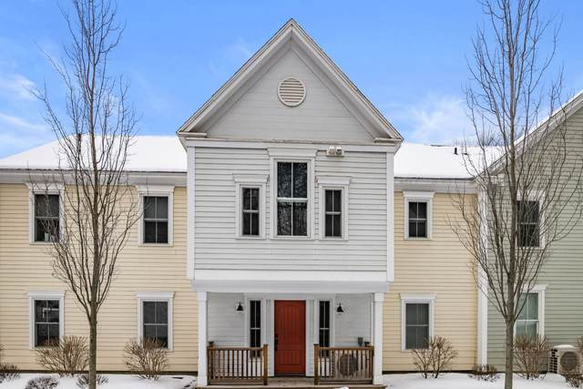 288 South Main Street A, Stowe, VT 05672 (MLS #4844279) :: The Gardner Group