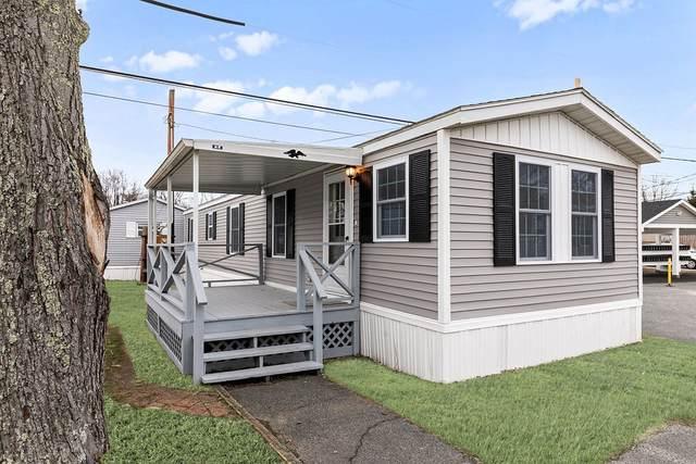 60 Brookwood Drive, Salem, NH 03079 (MLS #4844297) :: Lajoie Home Team at Keller Williams Gateway Realty