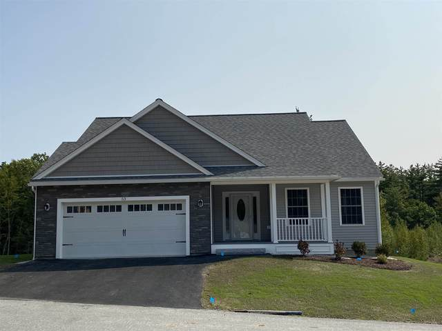 47 Pineview Drive #39, Candia, NH 03034 (MLS #4844300) :: Lajoie Home Team at Keller Williams Gateway Realty