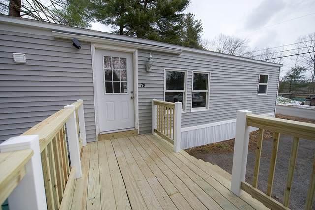 78 Cotton Farm Road, Danville, NH 03819 (MLS #4844308) :: Lajoie Home Team at Keller Williams Gateway Realty