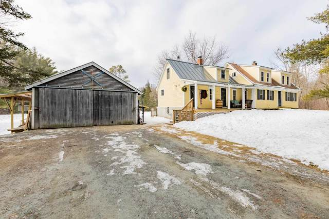 71 Goose Pond Road, Hanover, NH 03755 (MLS #4844324) :: Hergenrother Realty Group Vermont