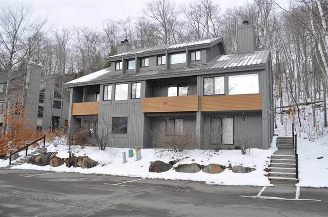 11 Birch Road #2, Lincoln, NH 03251 (MLS #4844326) :: Lajoie Home Team at Keller Williams Gateway Realty