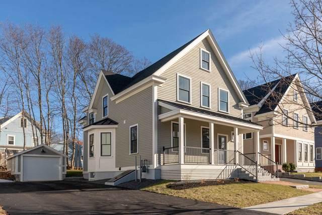 21 Elwyn Avenue, Portsmouth, NH 03801 (MLS #4844430) :: Keller Williams Coastal Realty