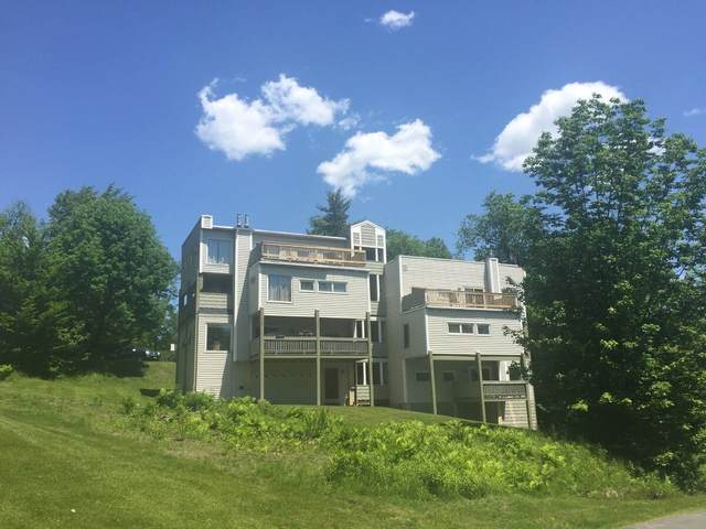 197 Mountainside Drive A-401, Stowe, VT 05672 (MLS #4844448) :: Keller Williams Coastal Realty