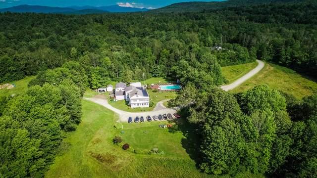 240 Valley View Lane, Bethlehem, NH 03574 (MLS #4844452) :: Signature Properties of Vermont