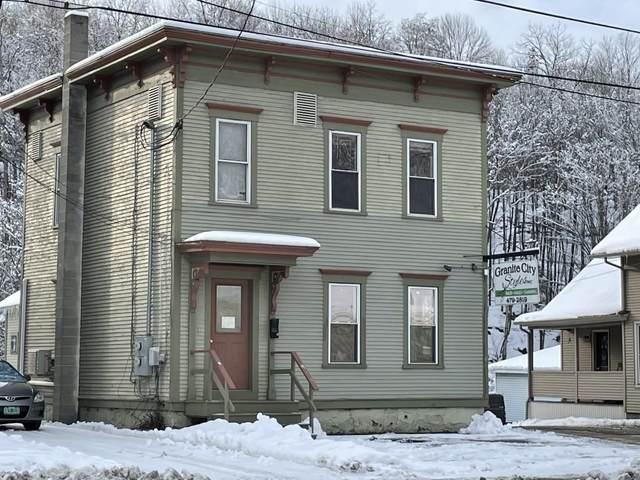 77 South Main Street, Barre City, VT 05641 (MLS #4844461) :: Keller Williams Coastal Realty