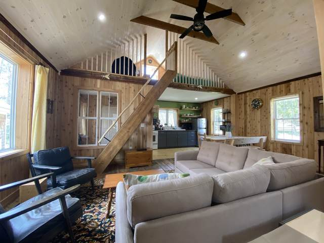 444 Reservoir Road, Westfield, VT 05874 (MLS #4844487) :: The Hammond Team