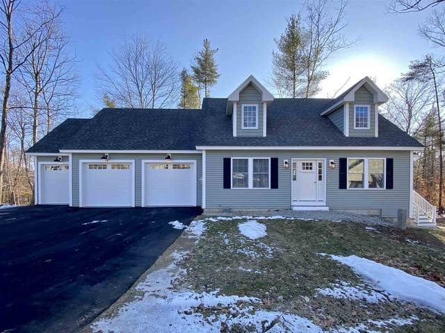 26 Lundy Point Drive #5, Dover, NH 03820 (MLS #4844530) :: Signature Properties of Vermont