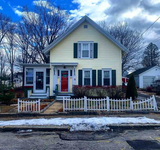52 South Street, Somersworth, NH 03878 (MLS #4844577) :: Lajoie Home Team at Keller Williams Gateway Realty