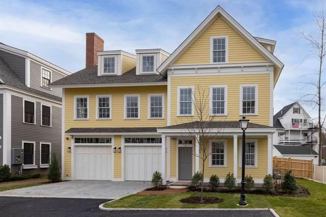 424 Islington Street, Portsmouth, NH 03801 (MLS #4844614) :: Keller Williams Coastal Realty