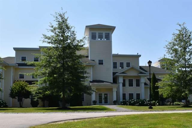 118 Secretariat Way #209, Rochester, NH 03867 (MLS #4844615) :: Lajoie Home Team at Keller Williams Gateway Realty