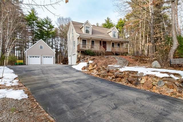 34 Jennifer Lane, Strafford, NH 03884 (MLS #4844622) :: Lajoie Home Team at Keller Williams Gateway Realty