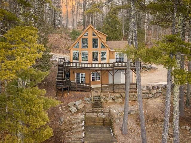 295 Camp School Road, Wolfeboro, NH 03894 (MLS #4844625) :: Keller Williams Coastal Realty