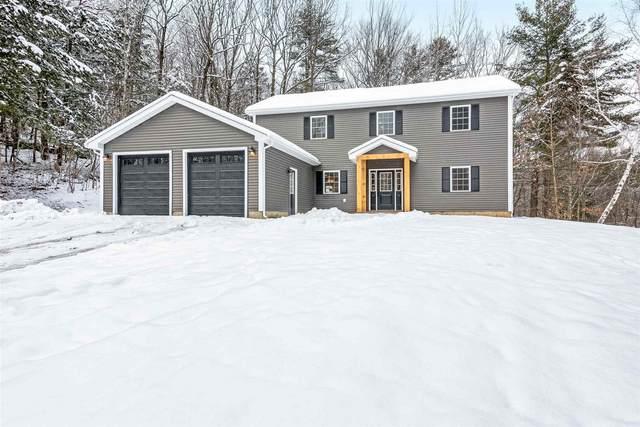 660 Jasper Mine Road #1, Colchester, VT 05446 (MLS #4844638) :: Signature Properties of Vermont