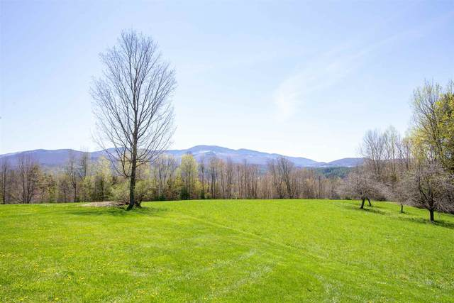 0 Weeks Hill, Stowe, VT 05672 (MLS #4844639) :: Hergenrother Realty Group Vermont