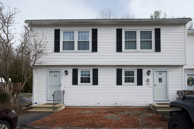 50 Edward J Roy Drive #12, Manchester, NH 03104 (MLS #4844648) :: Parrott Realty Group