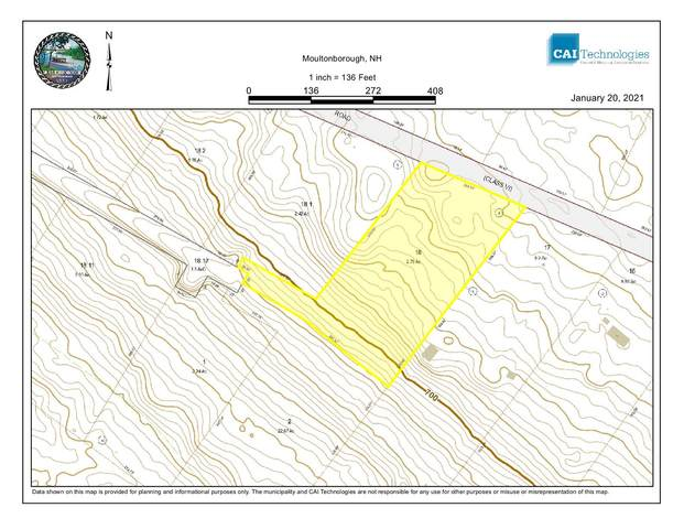 152-18 Lady Slipper Lane 152-18 Aka Lot , Moultonborough, NH 03254 (MLS #4844687) :: Signature Properties of Vermont