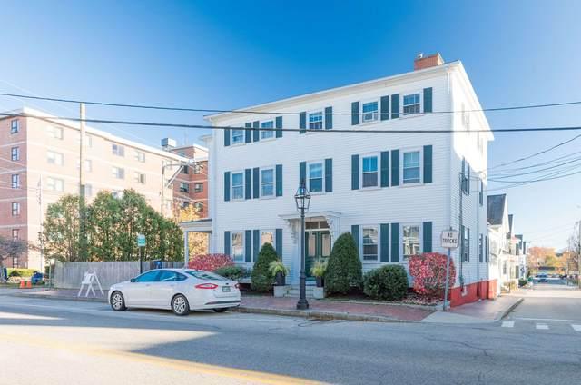 110 Court Street #1, Portsmouth, NH 03801 (MLS #4844757) :: Keller Williams Coastal Realty